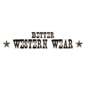 Logo of Better Western Wear