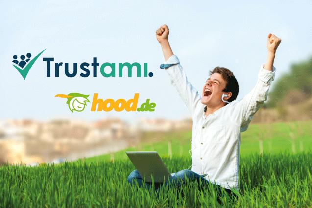 Trustami + Hood.de Partnerschaft