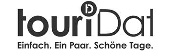 Firmenlogo des Referenzkunden TouriDat