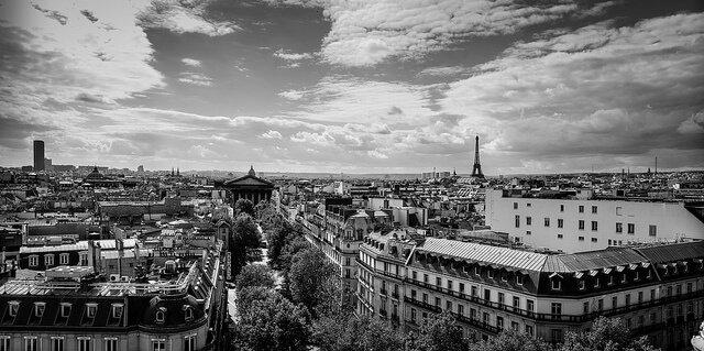Paris Überblick