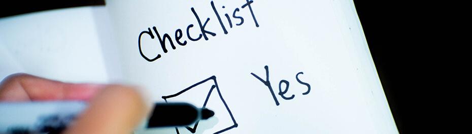 Checkliste AMP im E-Commerce