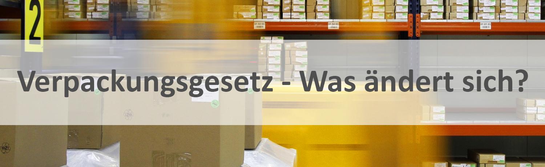 Onlineshopping Verpackungsgesetz