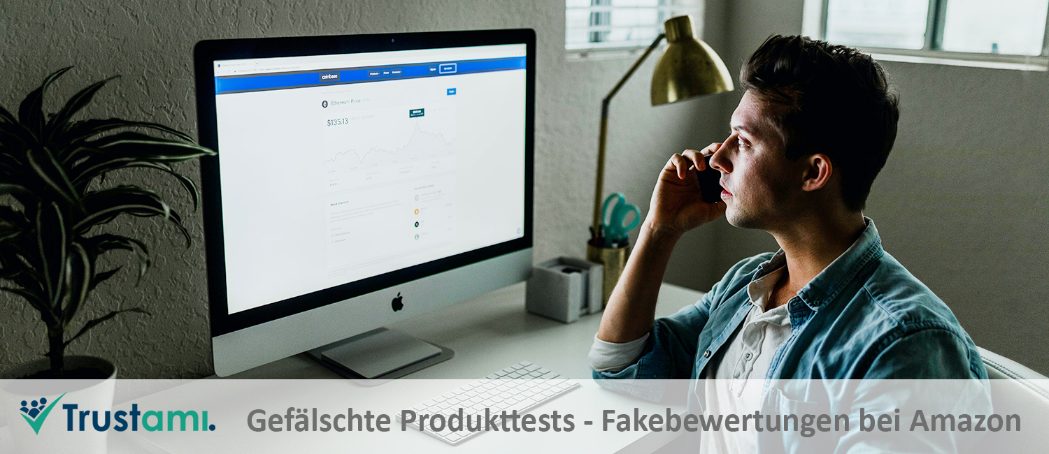 falsche Produkttests bei Amazon