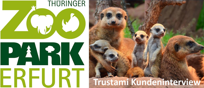 Zoopark Erfurt in Thüringen