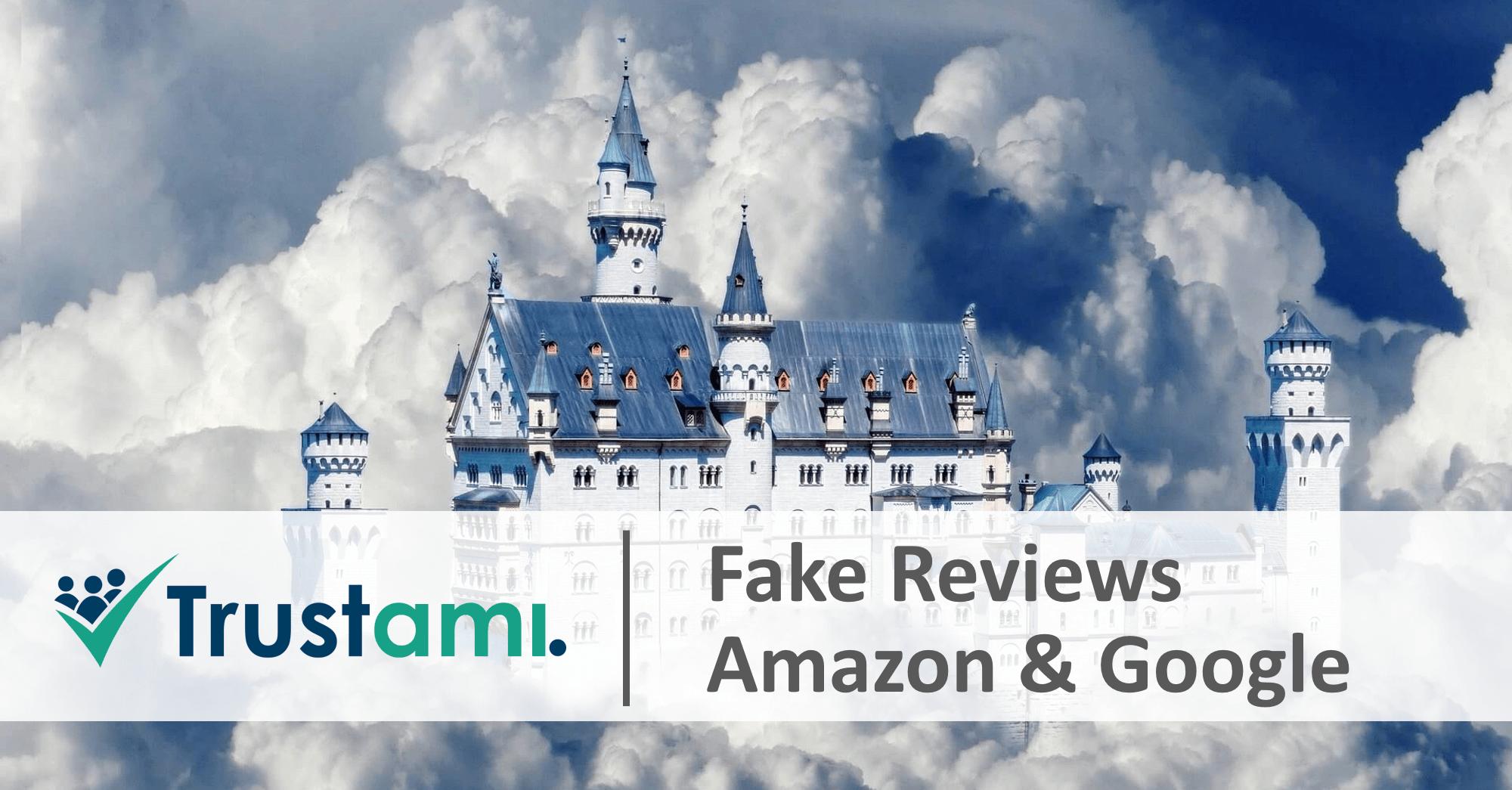 Fake Reviews Amazon Google - Betrugsmasche Fake Shops